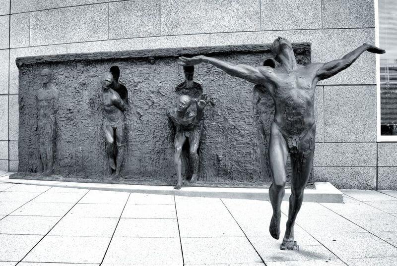 Freedom-Zenos Frudakis
