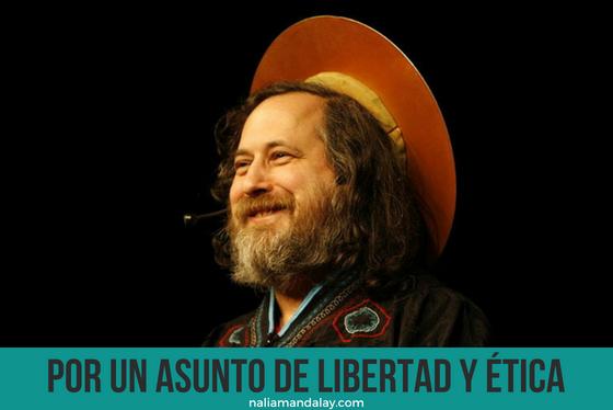14 Richard Stallman GNU LINUX