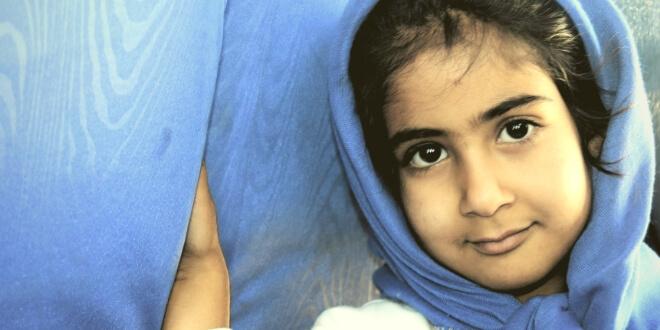 la niña irani del bus