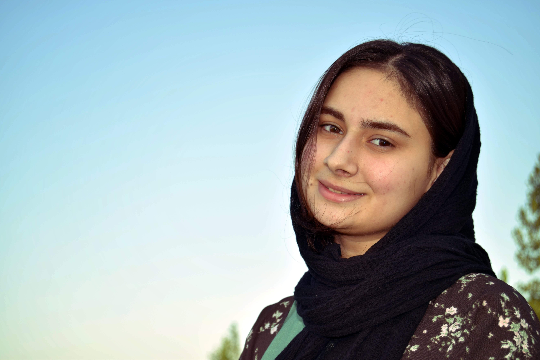 miradas persas Marziyeh