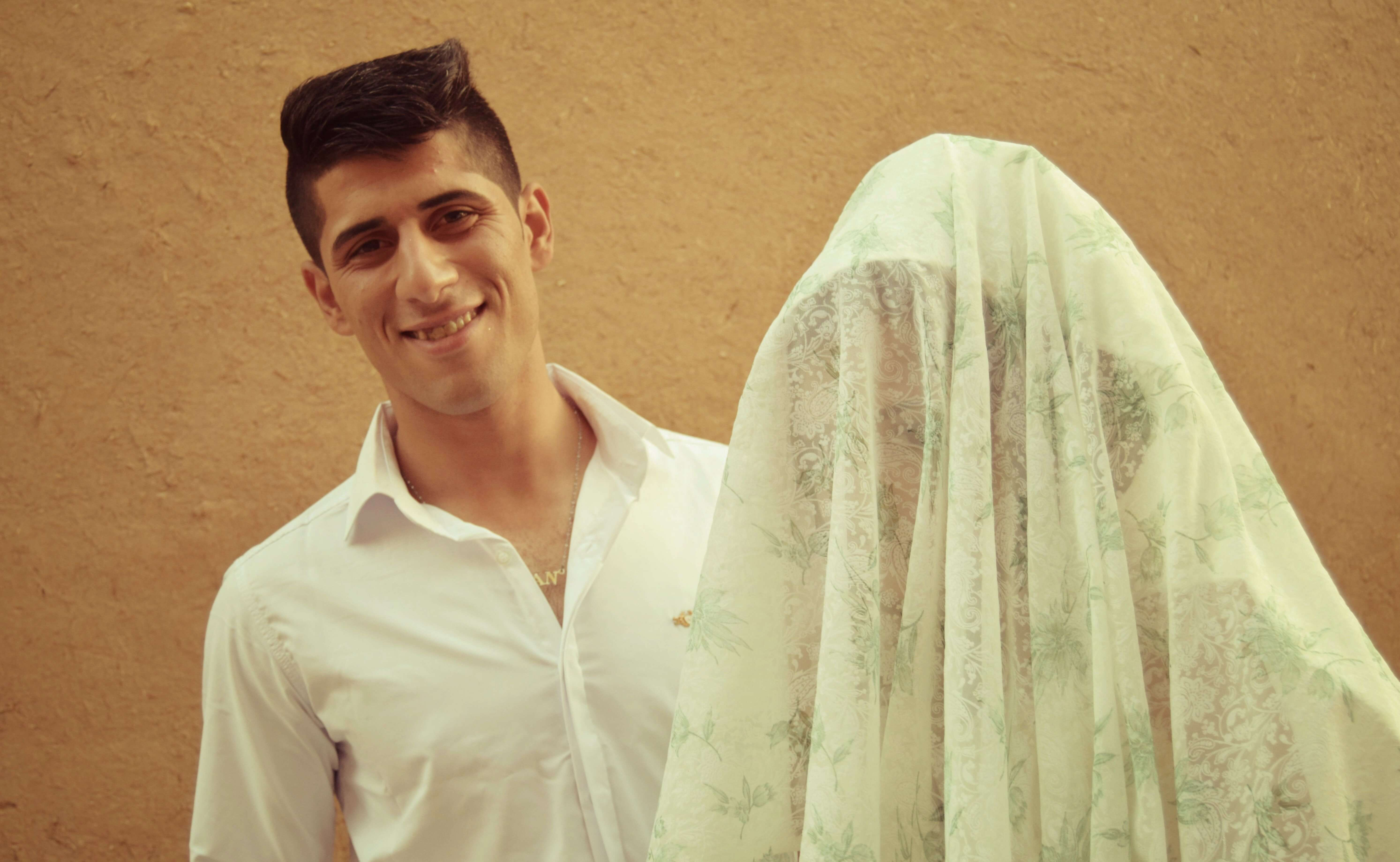 miradas persas boda en Yadz