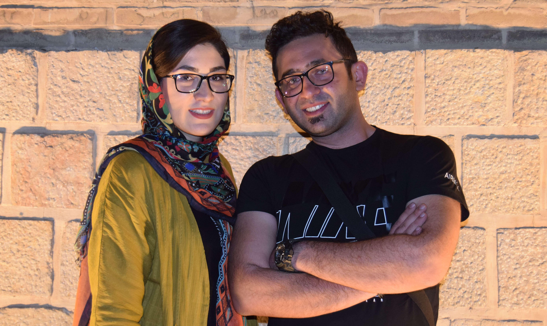 miradas persas mohamed y sarah