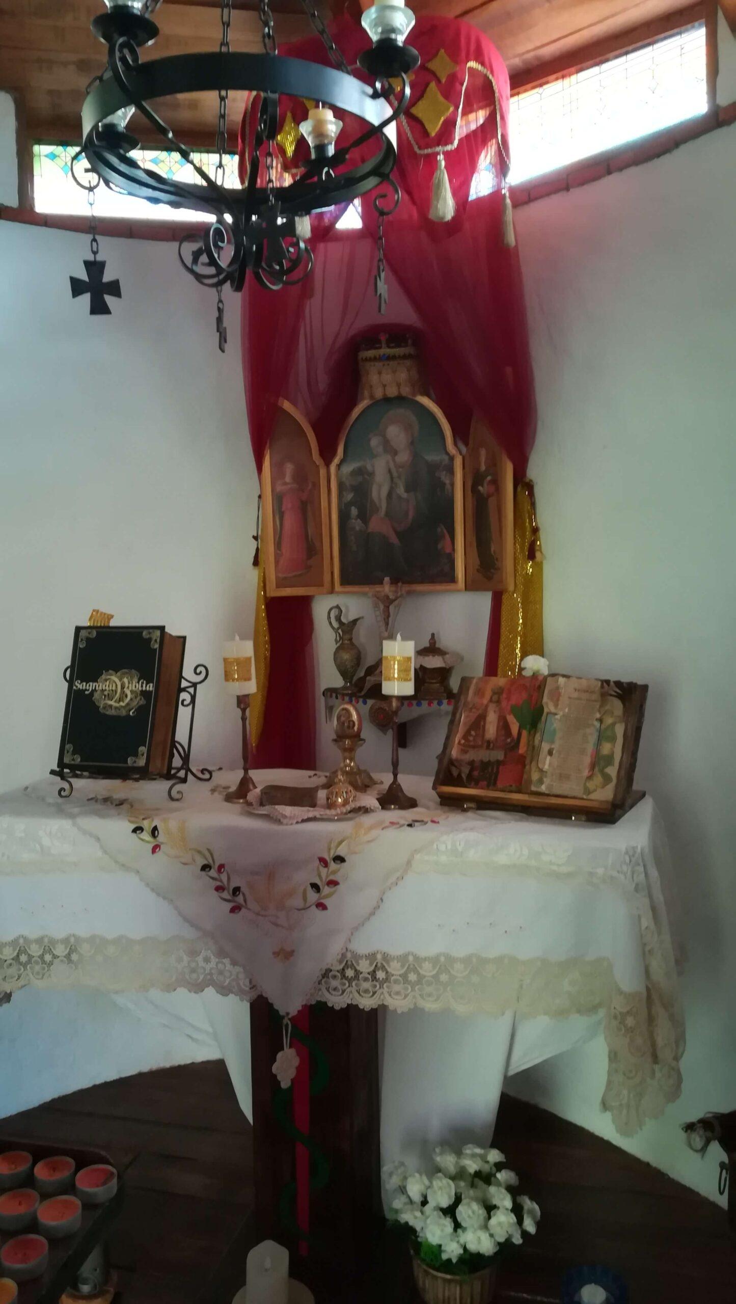 capilla 8