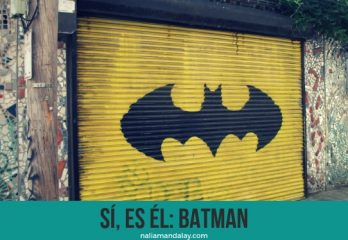 31- mi héroe favorito es Batman (1)