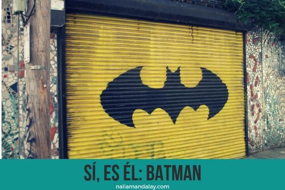 31- mi héroe favorito es Batman (1)
